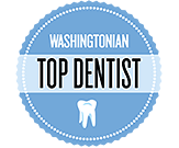 Washingtonian Top Dentist